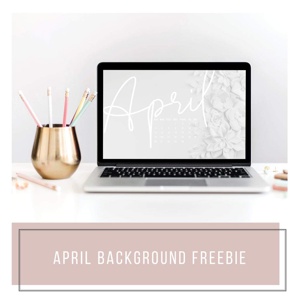 April Freebies!