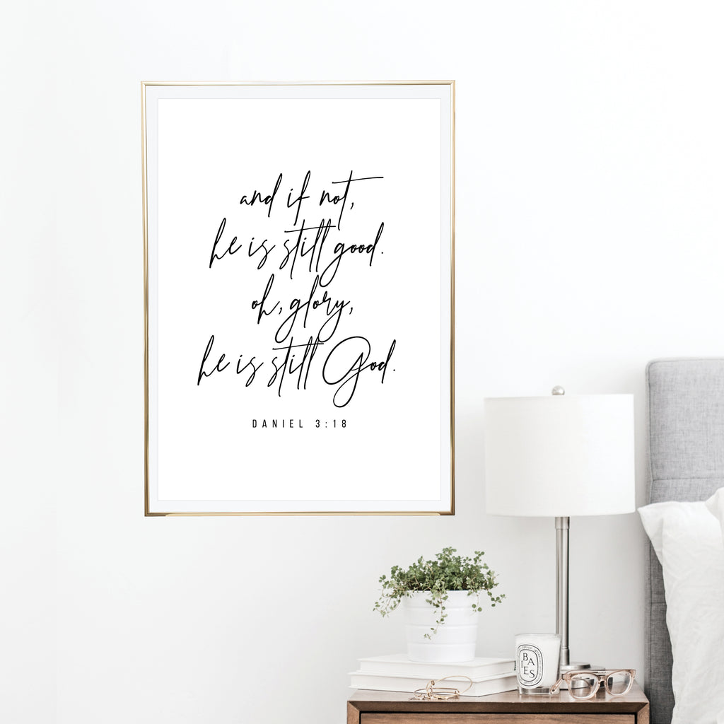 Christian + Scripture Art Prints
