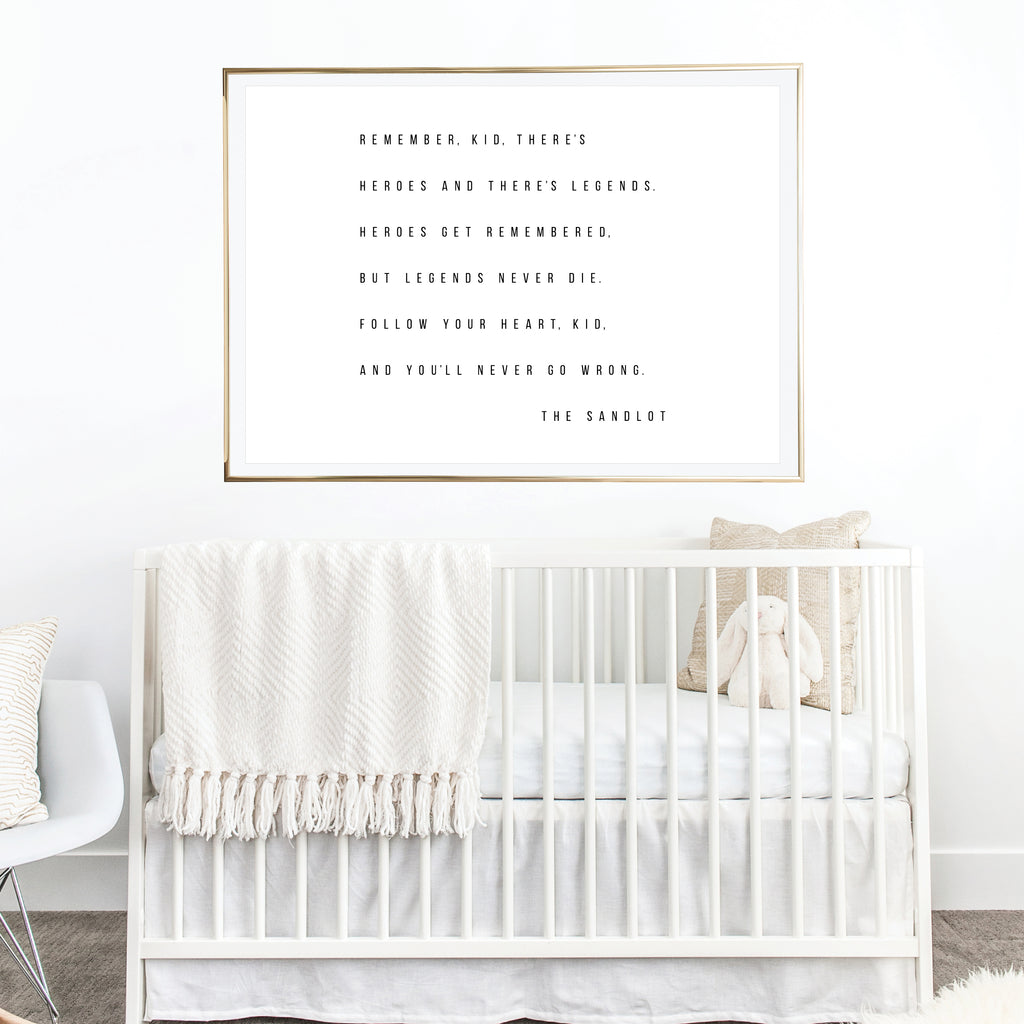 Nursery + Children Art Prints