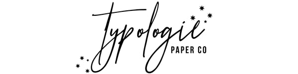 Typologie Paper Co