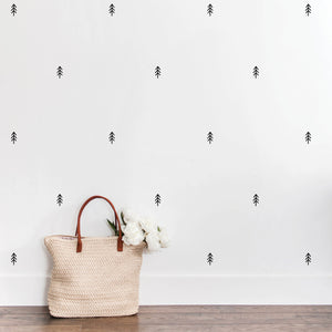 Woodland Stick Tree Wall Decals