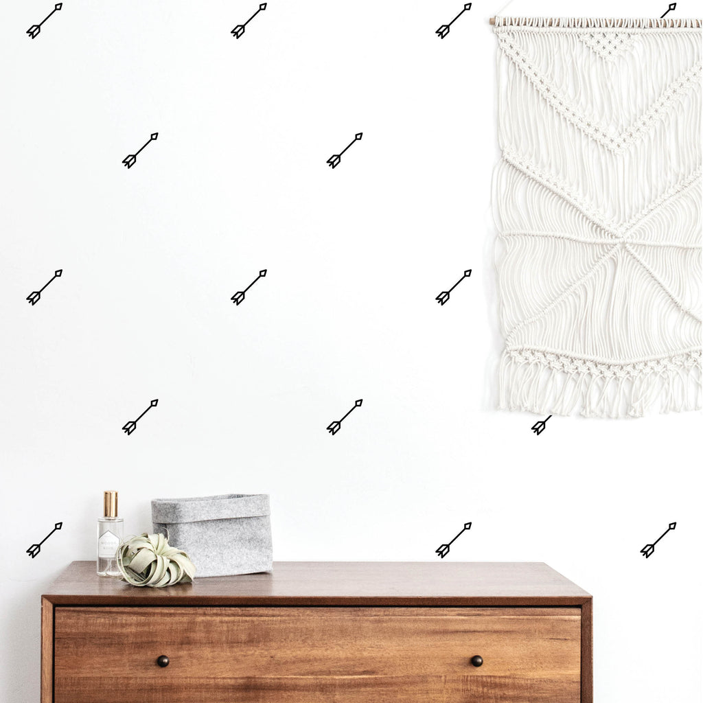 Arrow Wall Decals - Typologie Paper Co