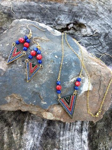 Trini Arrowhead Set