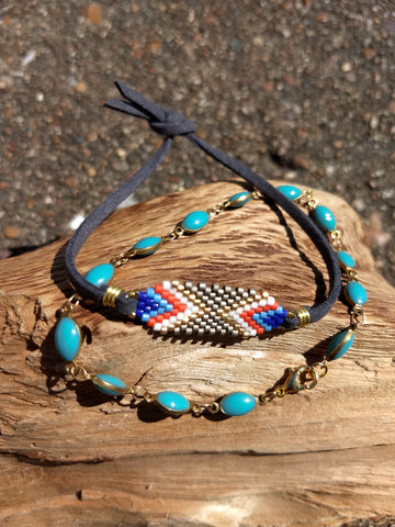 Retro Viva Stacked Bracelet Set
