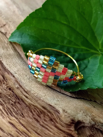 Handwoven Ring Collection