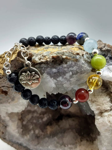 Chakra Alignment Bracelet