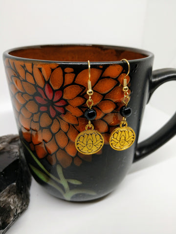 Lotus Love Earrings