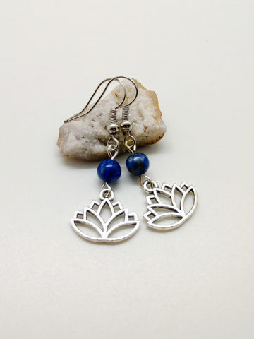 Ajna (Third Eye) Chakra Earrings