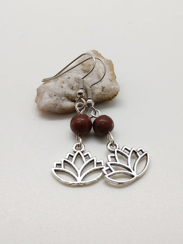 Muladhara (Root) Chakra Earrings