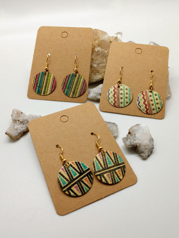 Bauble Bling Earrings