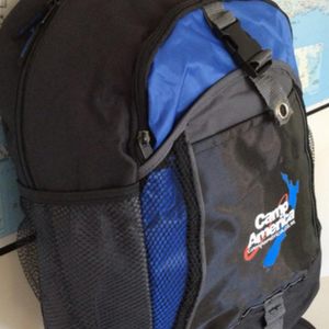 Camp America Backpack - Blue NZ Edition