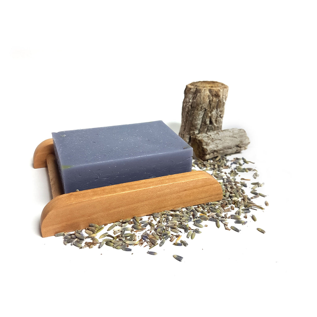 Lavender Essential Oil Handmade Soap Bar