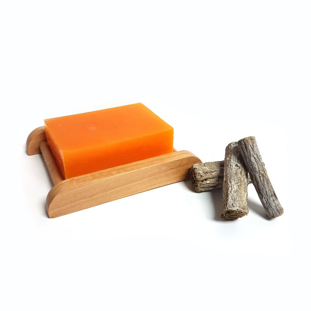 May Chang Essential Oil Handmade Soap Bar