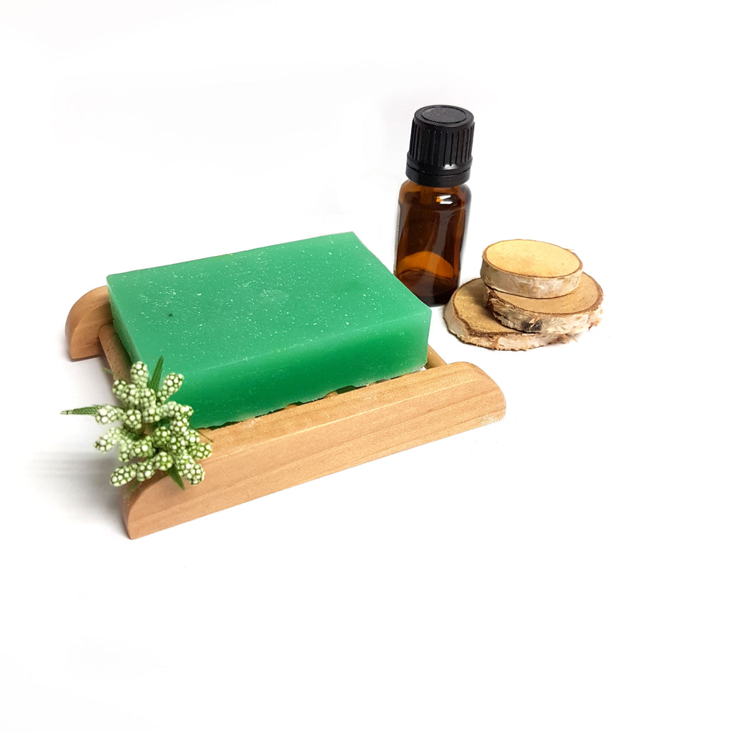 Tea Tree Essential Oil Handmade Soap Bar