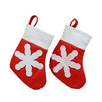 Hot Christmas Stocking Xmas Hanging Decoration Party Ornament