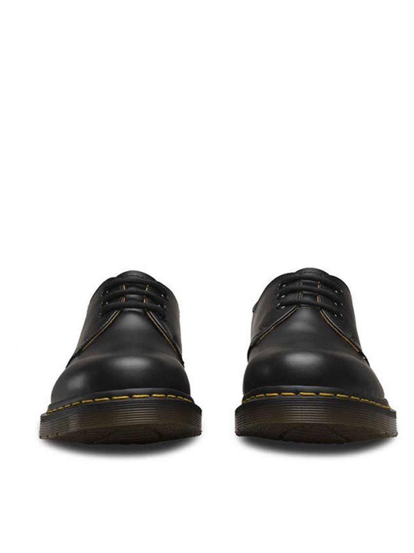 Dr Marten 1461 Black Smooth