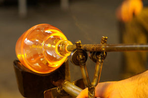 The History of Glass Blowing