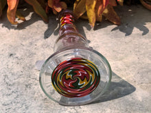 "Best 6""Thick Glass Water Rig w/14mm Female Bowl - Red Swirl"