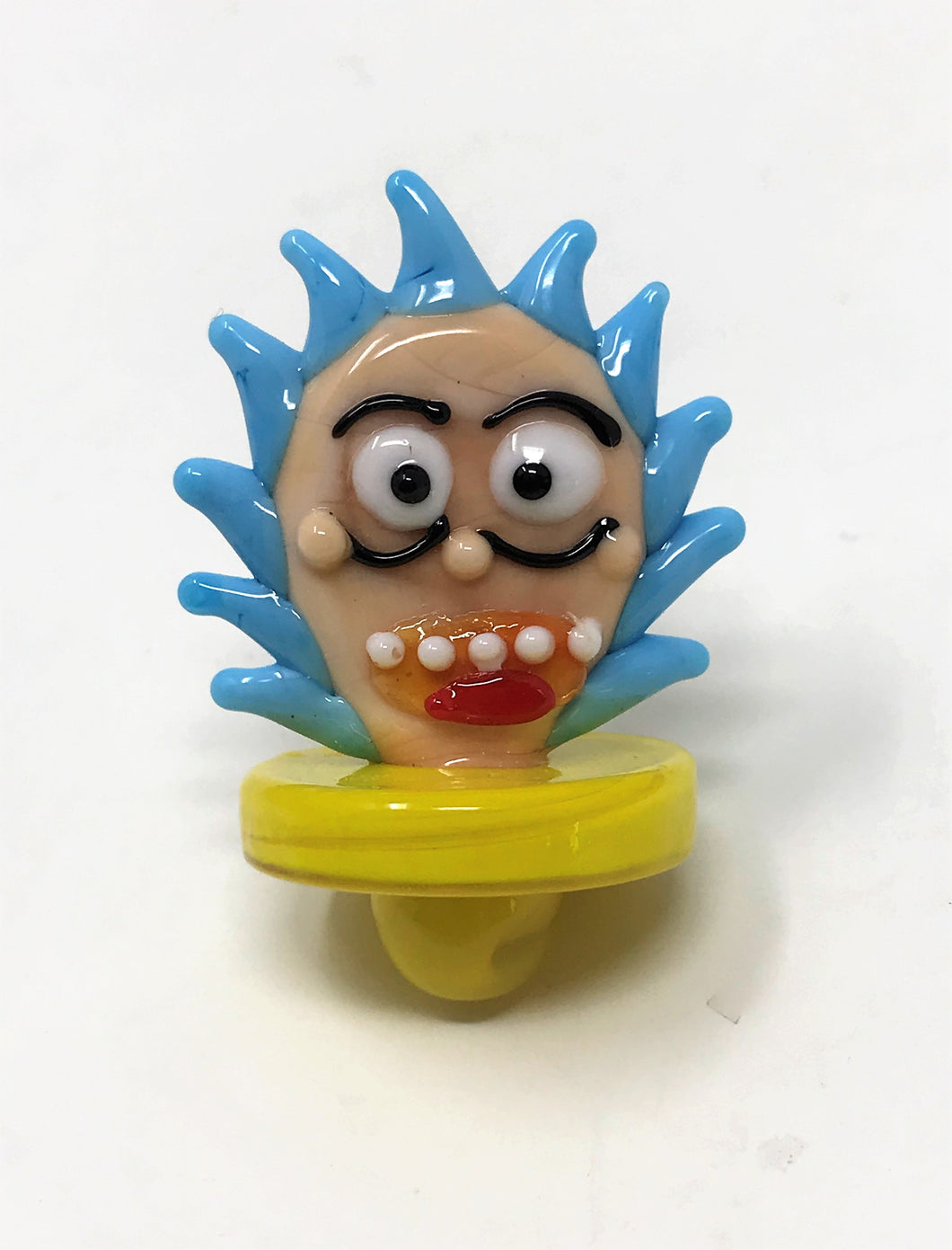 Rick and Morty Carb Cap