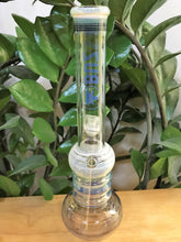 "Best! 10"" Water Bong Glass Downstem with Bowl and 3 Part Grinder"