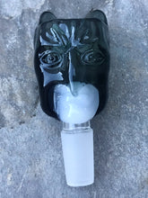 Best Thick Glass 14mm Male Batman Head Herb Bowl - Volo Smoke and Vape