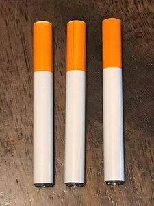 "3"" Cigarette One Hitter Pipe Aluminum Bat (3 Pack)"