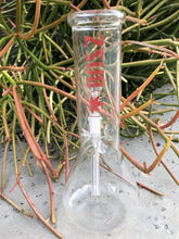 "Glass Beaker Water Bong Best 8"" - Volo Smoke and Vape"