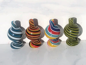 Best Bubble Carb Cap - Buy 1 (Assorted Colors & Patterns)
