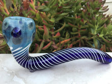 "Glass Handmade 5.5""Best Sherlock Hand Pipe - Volo Smoke and Vape"