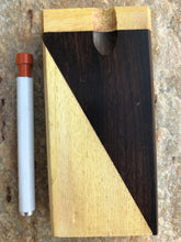 "BEST! 4"" Wood Dugout with Push Down Aluminum Bat - Volo Smoke and Vape"