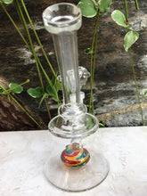 "Water Pipe Glass Bong Bubbler Best 6"" Shower Bend - Volo Smoke and Vape"