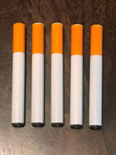 "NEW! Aluminum Bat 3"" Cigarette One Hitter Pipe (5 Pack)"