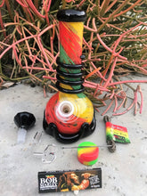 "8"" Soft Glass Hookah Bong Design Tool, container,Marley Papers - Volo Smoke and Vape"