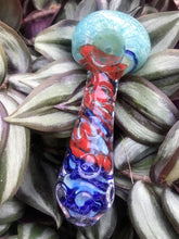 "4.5"" Multi color Best Handmade Glass Hand Pipe - Volo Smoke and Vape"