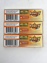"Peaches & Cream JUICY JAY'S - 1 1/4"" Cigarette Rolling Papers (3 Pack)"