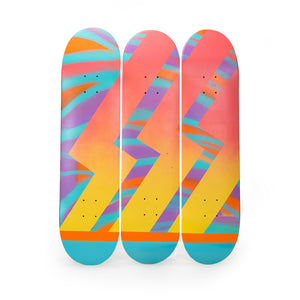 Skate Decks - Summer Series