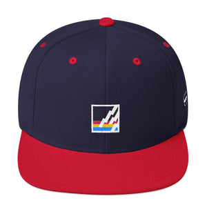 RETRO NIGHT SNAPBACK