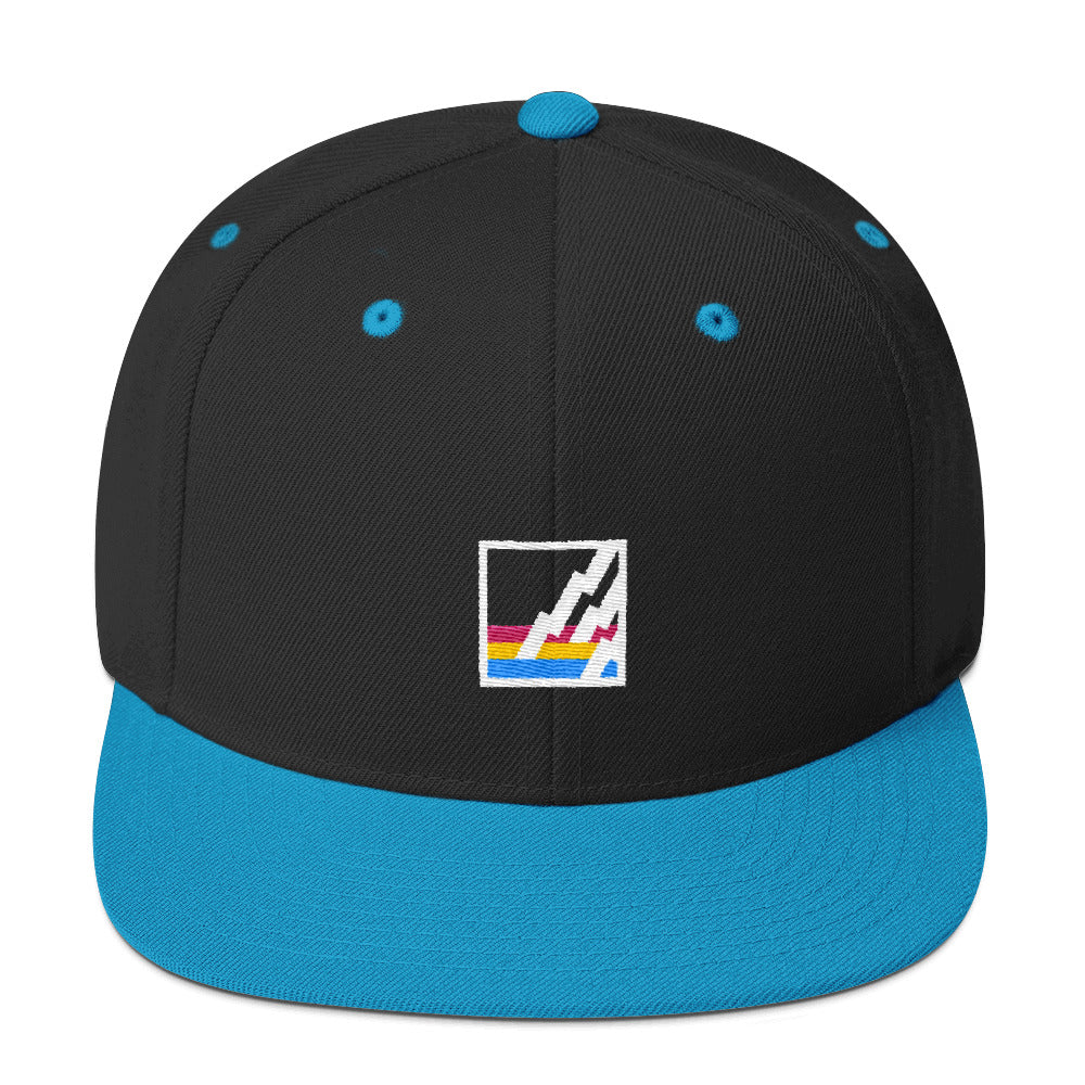 RETRO NIGHT - SNAPBACK