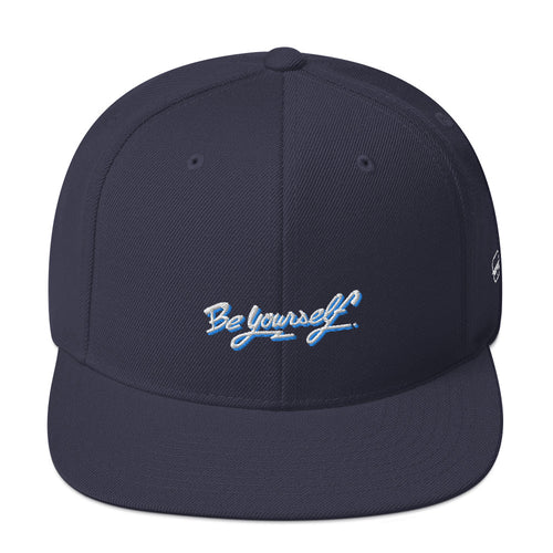 Be Yourself Snapback