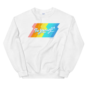 Be Yourself Crew Neck