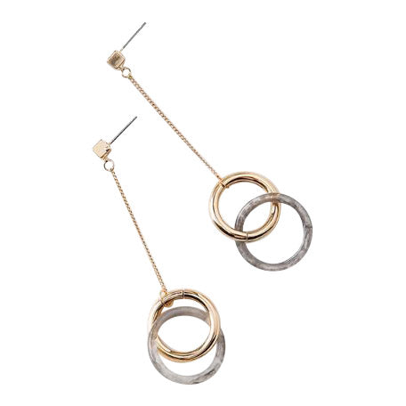 Longline Earrings by Mint & Moss