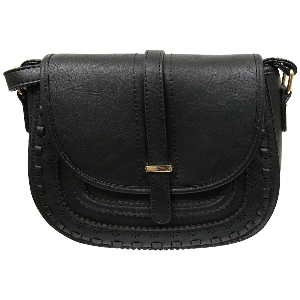 Josie Cross Body Bag in Black