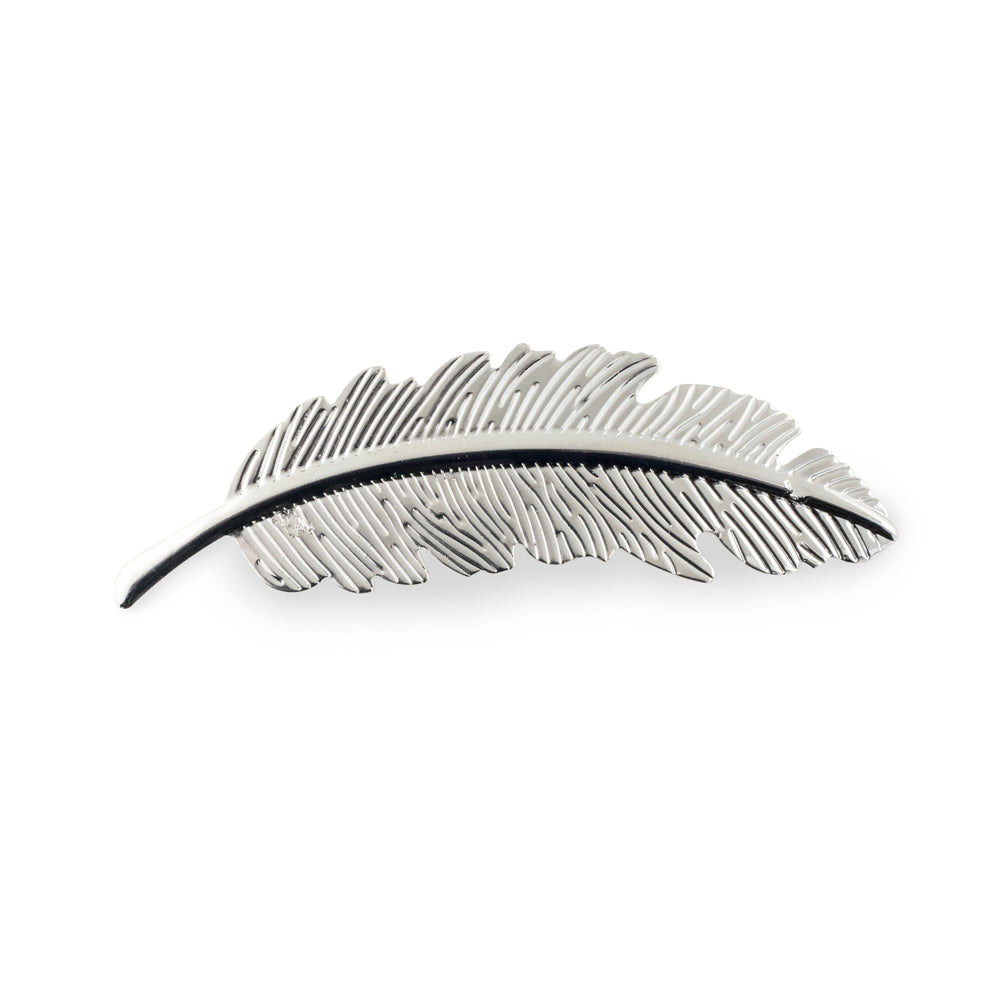 The Feather Hair Clip