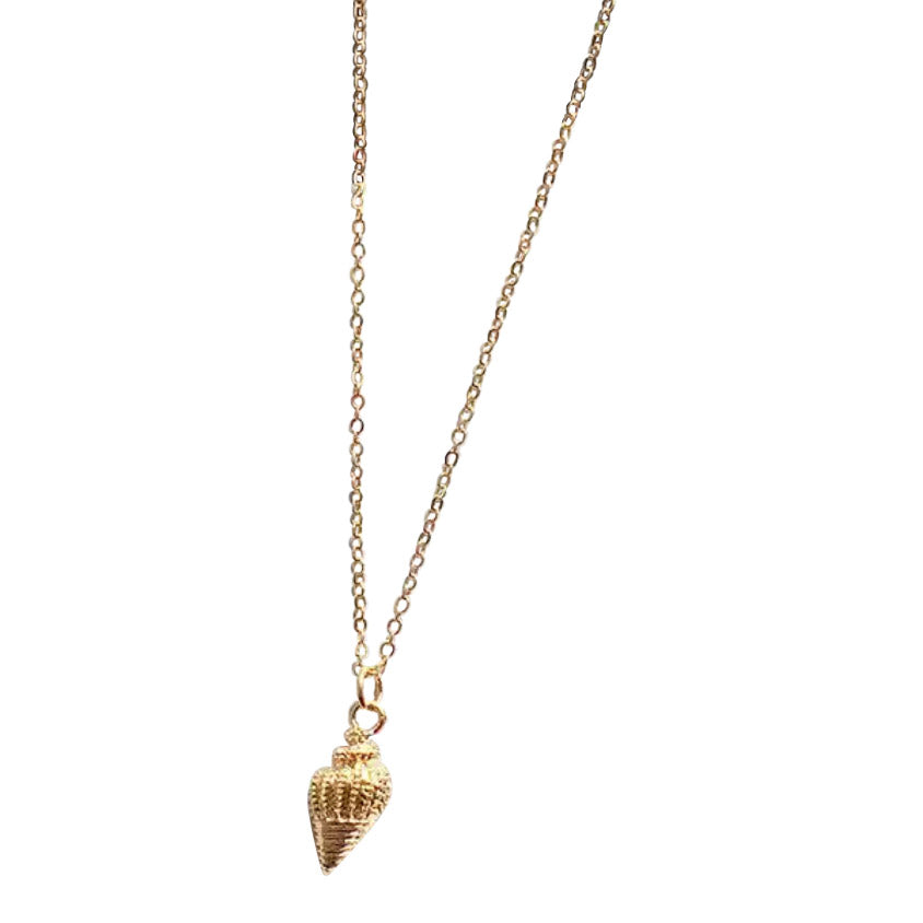 Kai Shell Necklace by Mint and Moss