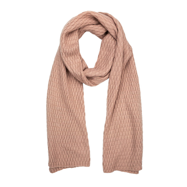 Marlow Scarf in Pink by Mint and Moss