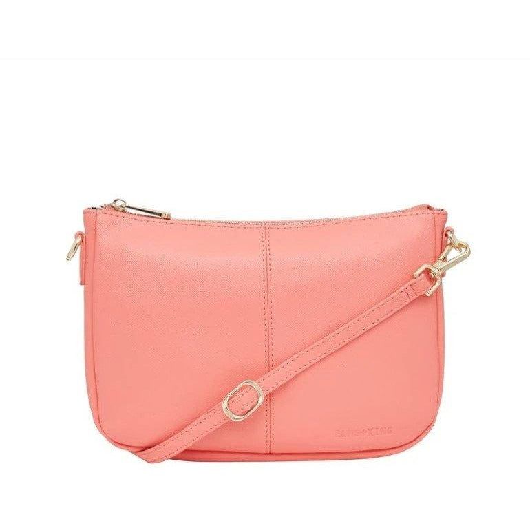 Small Bowery Bag - Flamingo