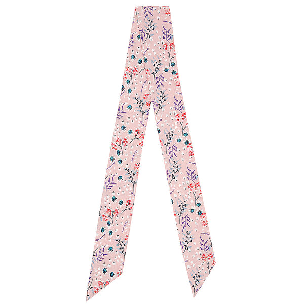 Headscarf by Mint and Moss Floral pink