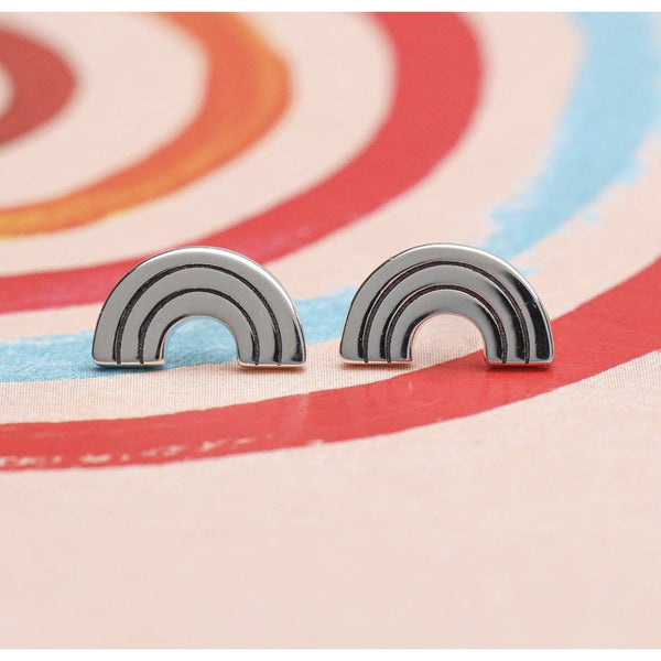 Chasing Rainbows Studs