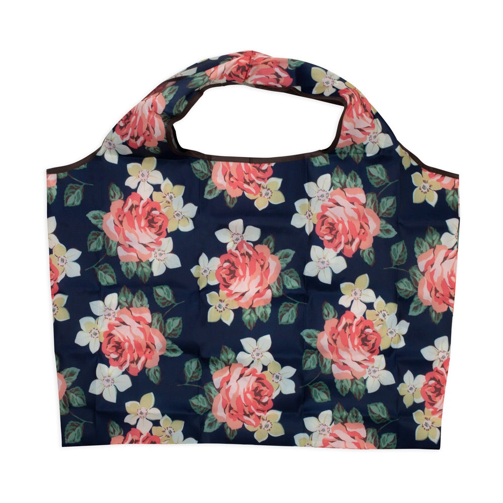 Floral Re-useable Shopping Bag