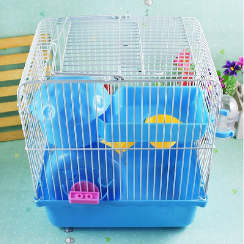 Super Hamster Cage, Accessories Pet Hamster Toys